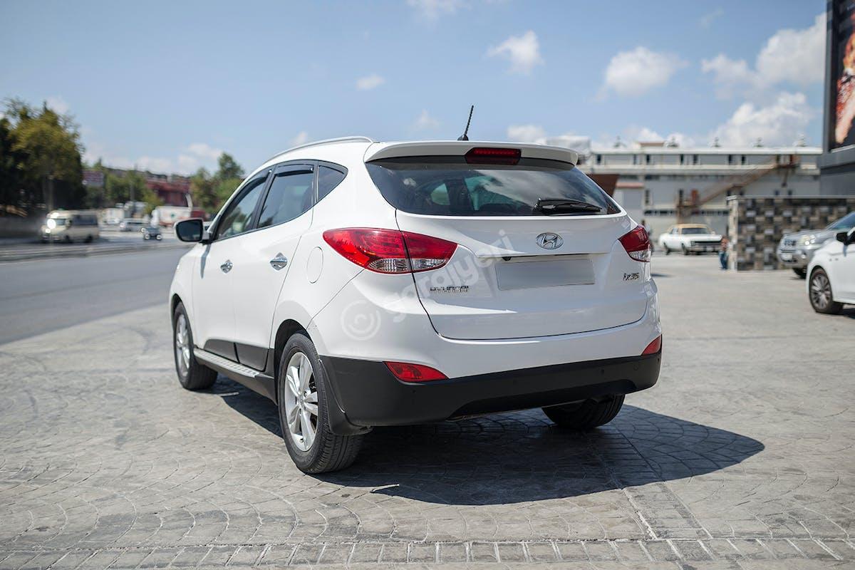Hyundai ix35 Bakırköy Kiralık Araç 5. Fotoğraf
