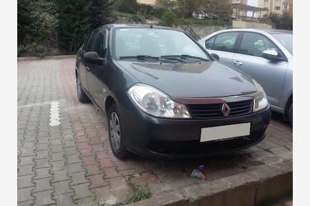 Kiralık Renault Symbol 2009 , İstanbul Kağıthane