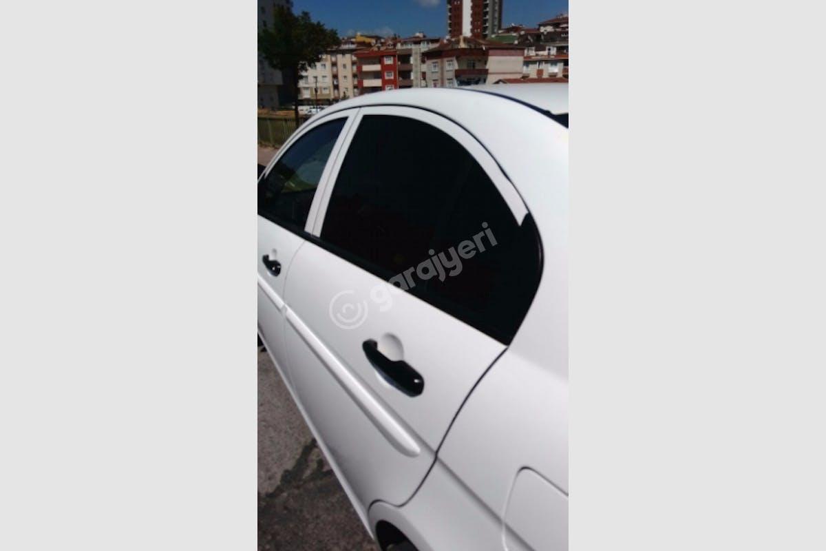 Hyundai Accent Tuzla Kiralık Araç 4. Fotoğraf
