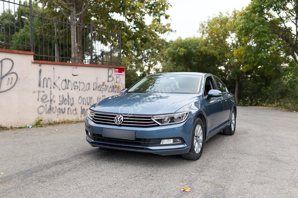 Volkswagen Passat Beykoz Kiralık Araç 3. Fotoğraf