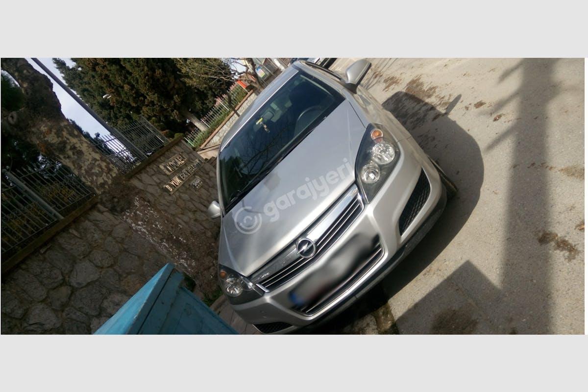 Opel Astra Sancaktepe Kiralık Araç 1. Fotoğraf