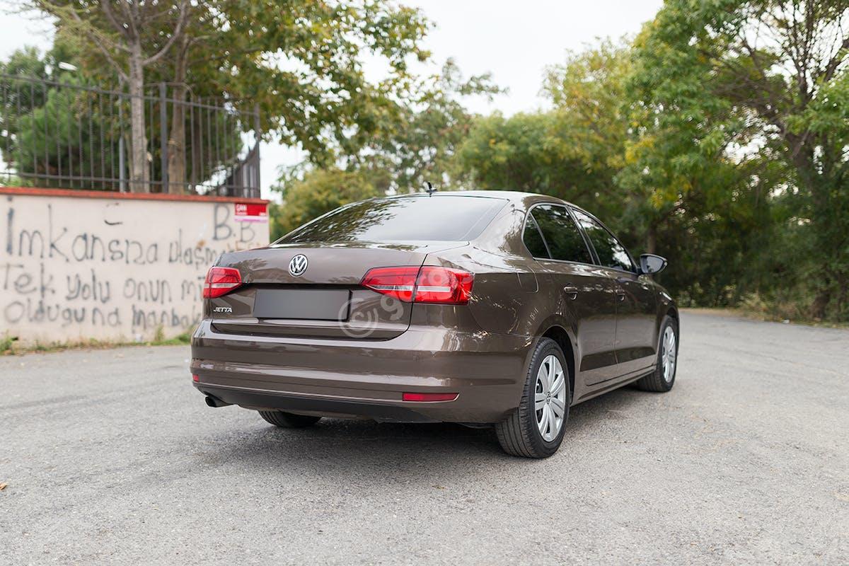 Volkswagen Jetta Beykoz Kiralık Araç 5. Fotoğraf