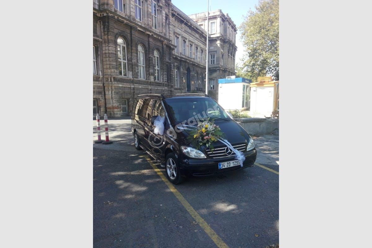 Mercedes - Benz Vito Zeytinburnu Kiralık Araç 12. Fotoğraf