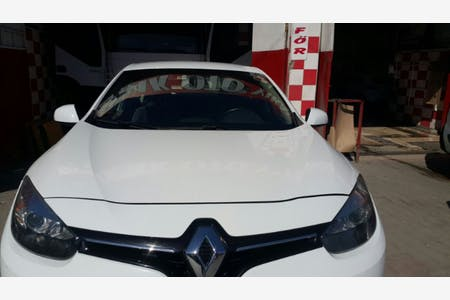 Kiralık Renault Fluence 2014 , İstanbul Beylikdüzü