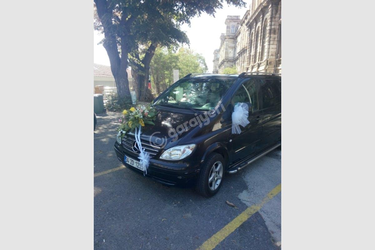 Mercedes - Benz Vito Zeytinburnu Kiralık Araç 11. Fotoğraf