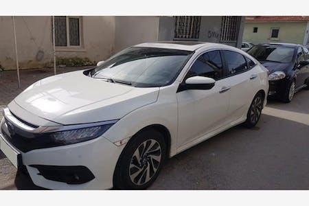 Kiralık Honda Civic 2019 , İzmir Konak