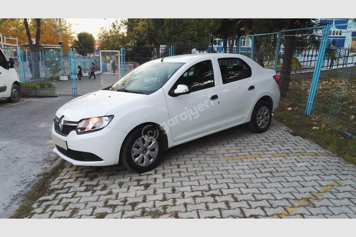 Renault Symbol Bahçelievler Kiralık Araç 6. Fotoğraf