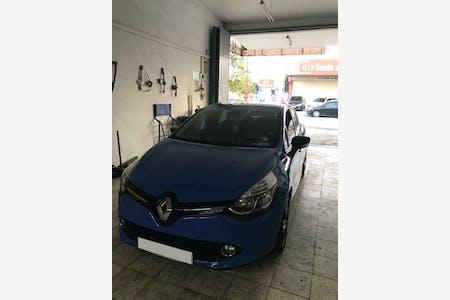 Kiralık Renault Clio 2013 , İzmir Karşıyaka