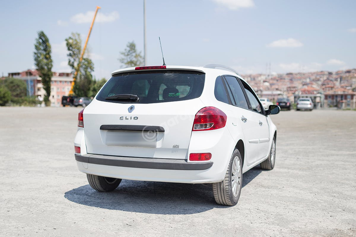 Renault Clio Bahçelievler Kiralık Araç 7. Fotoğraf
