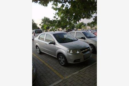 Kiralık Chevrolet Aveo , İzmir Karabağlar