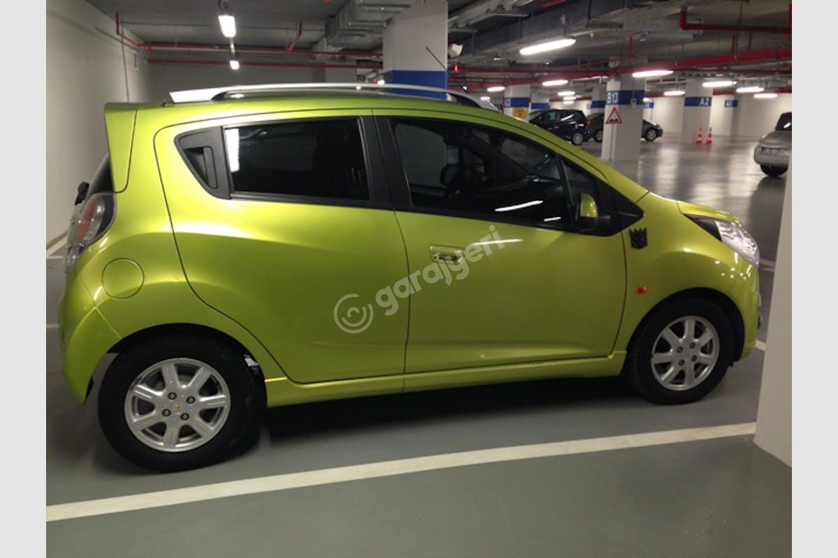 Chevrolet Spark Tuzla Kiralık Araç 2. Fotoğraf