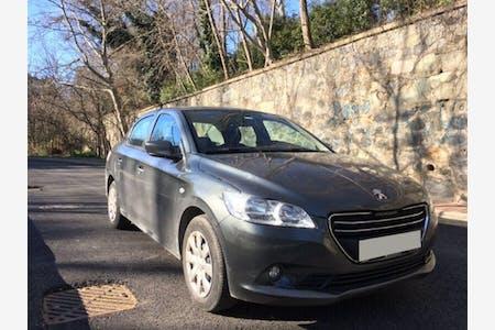 Kiralık Peugeot 301 2016 , İstanbul Şişli