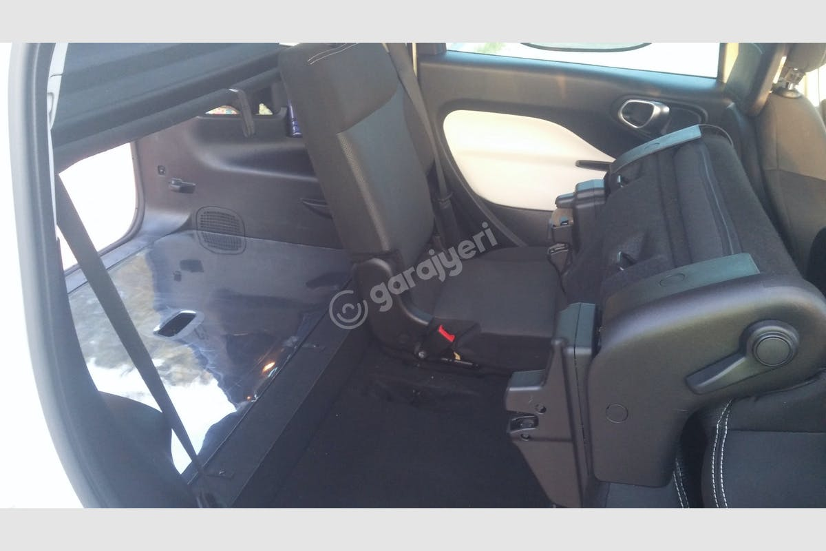 Fiat 500l Merkez Kiralık Araç 7. Fotoğraf