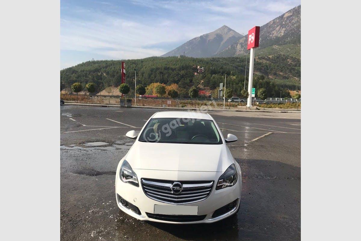 Opel Insignia Keçiören Kiralık Araç 1. Fotoğraf