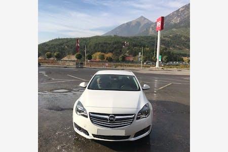 Kiralık Opel Insignia 2015 , Ankara Keçiören