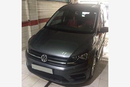 Kiralık Volkswagen Caddy 2016 , İstanbul Eyüp