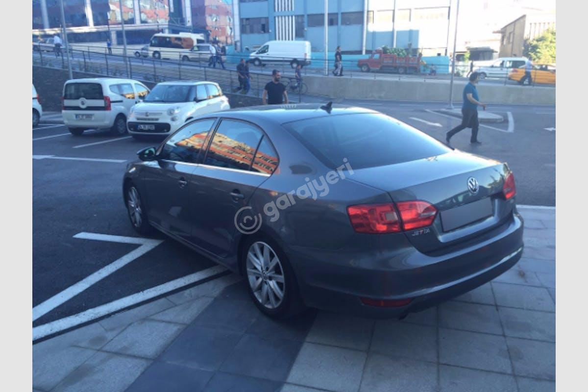 Volkswagen Jetta Bayrampaşa Kiralık Araç 4. Fotoğraf
