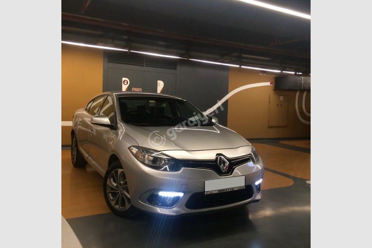 Renault Fluence Üsküdar Kiralık Araç 3. Fotoğraf