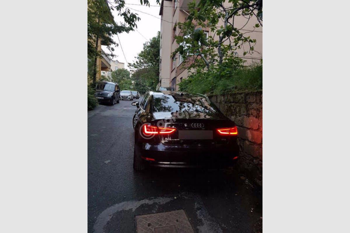 Audi A3 Sedan Şişli Kiralık Araç 4. Fotoğraf