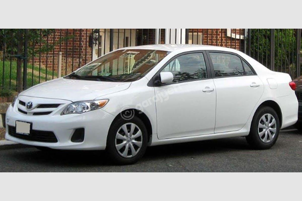 Toyota Corolla Defne Kiralık Araç 1. Fotoğraf