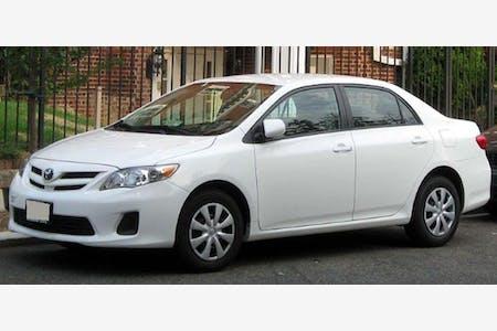 Kiralık Toyota Corolla 2011 , Hatay Defne