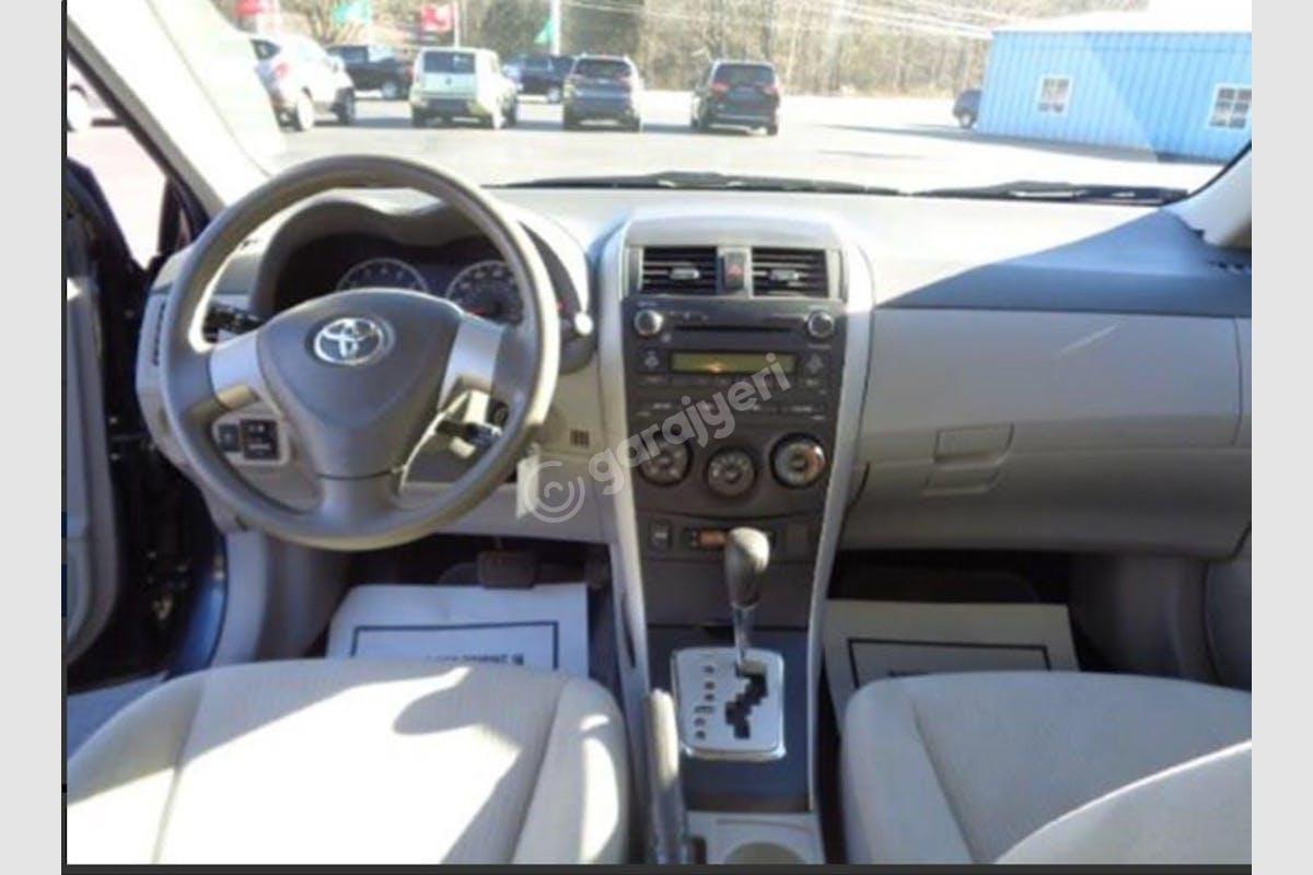 Toyota Corolla Başakşehir Kiralık Araç 6. Fotoğraf