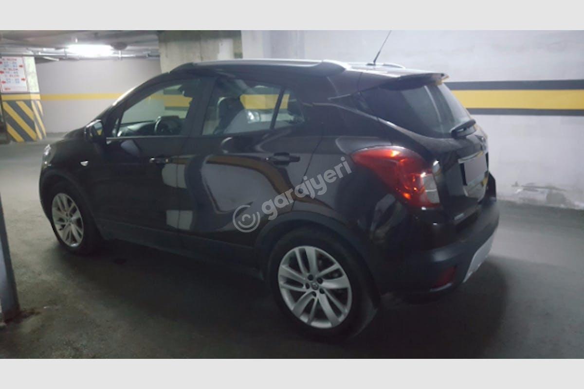 Opel Mokka Eyüp Kiralık Araç 2. Fotoğraf