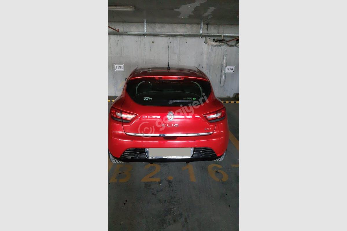 Renault Clio Esenyurt Kiralık Araç 6. Fotoğraf