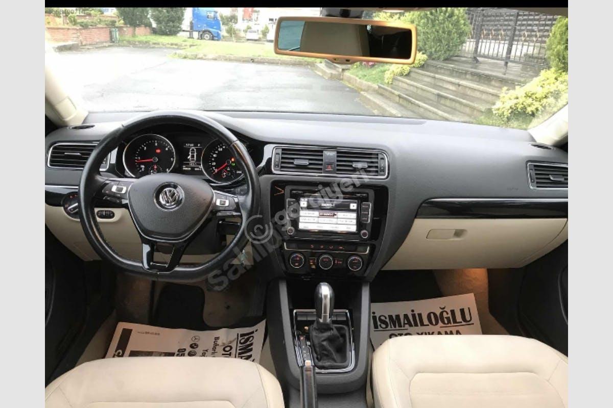 Volkswagen Jetta Yenimahalle Kiralık Araç 3. Fotoğraf