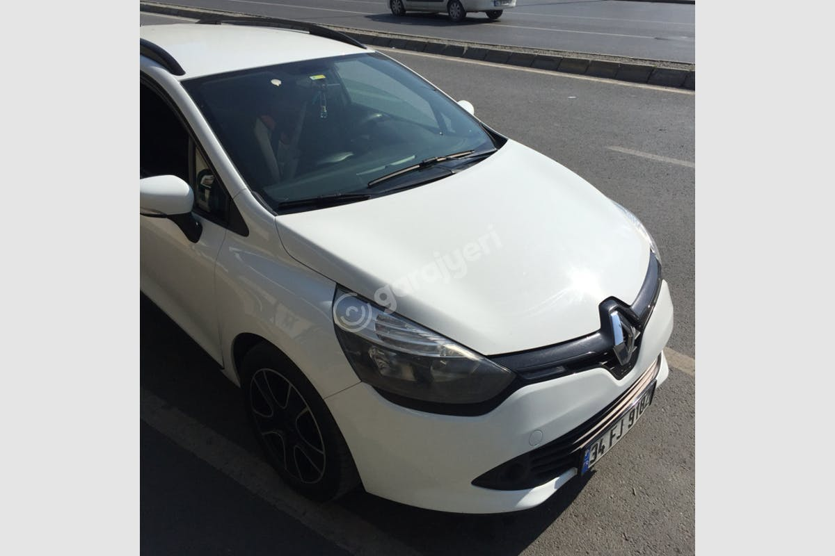 Renault Clio Şişli Kiralık Araç 7. Fotoğraf