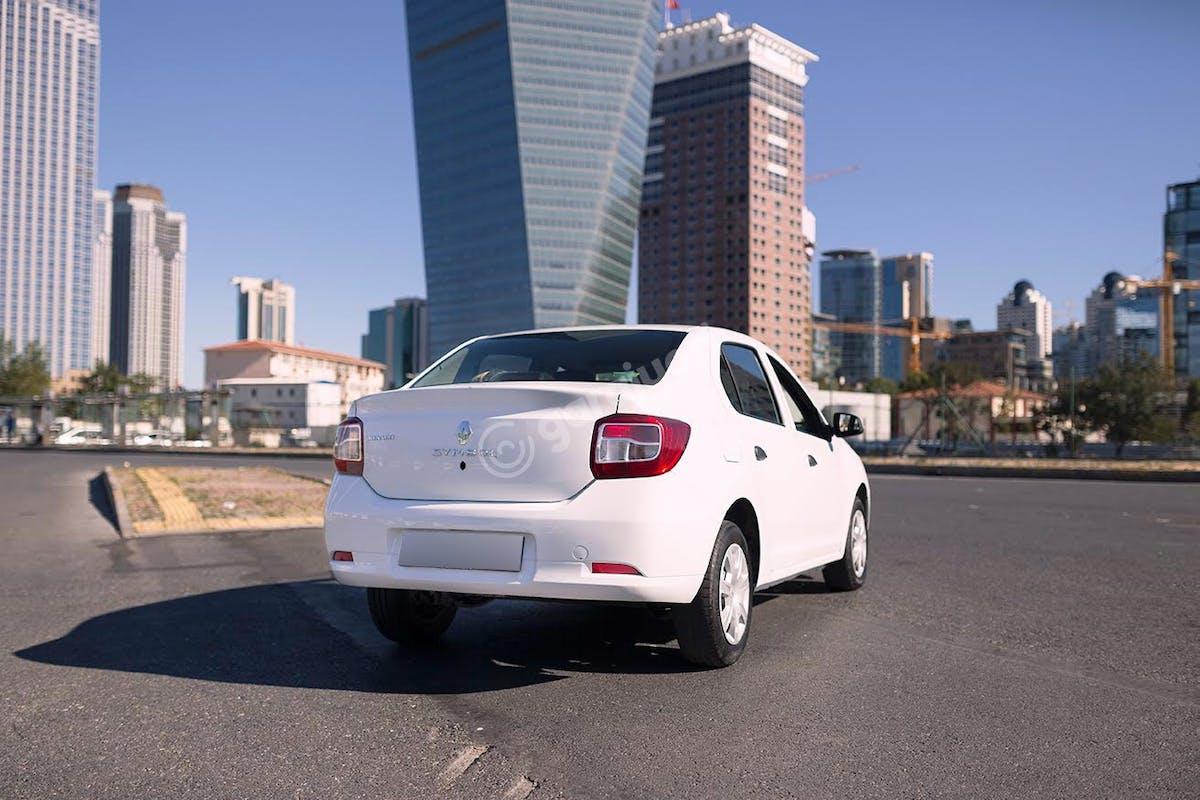 Renault Symbol Şişli Kiralık Araç 5. Fotoğraf