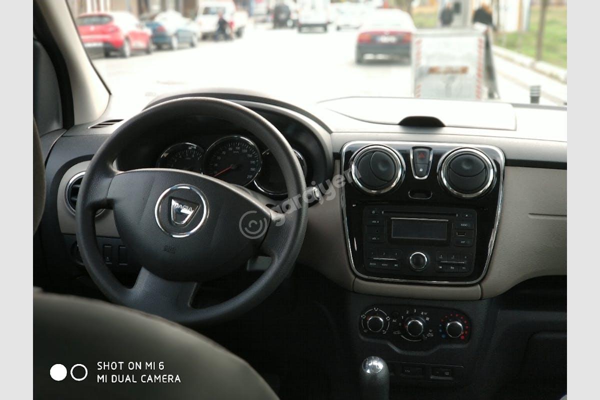 Dacia Lodgy Pendik Kiralık Araç 7. Fotoğraf