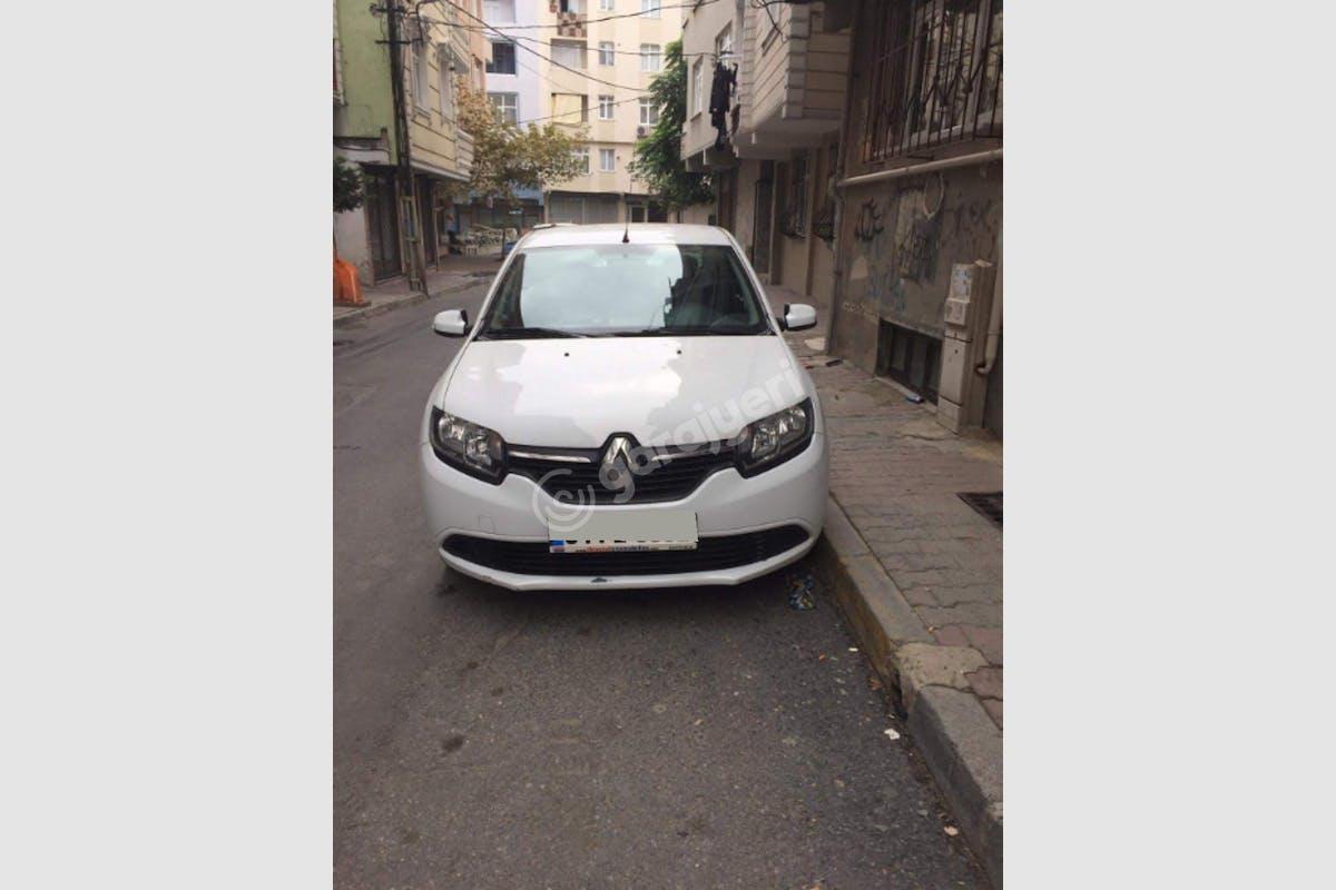 Renault Symbol Sarıyer Kiralık Araç 1. Fotoğraf