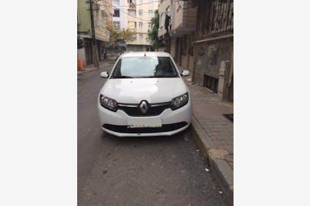 Kiralık Renault Symbol 2014 , İstanbul Sarıyer