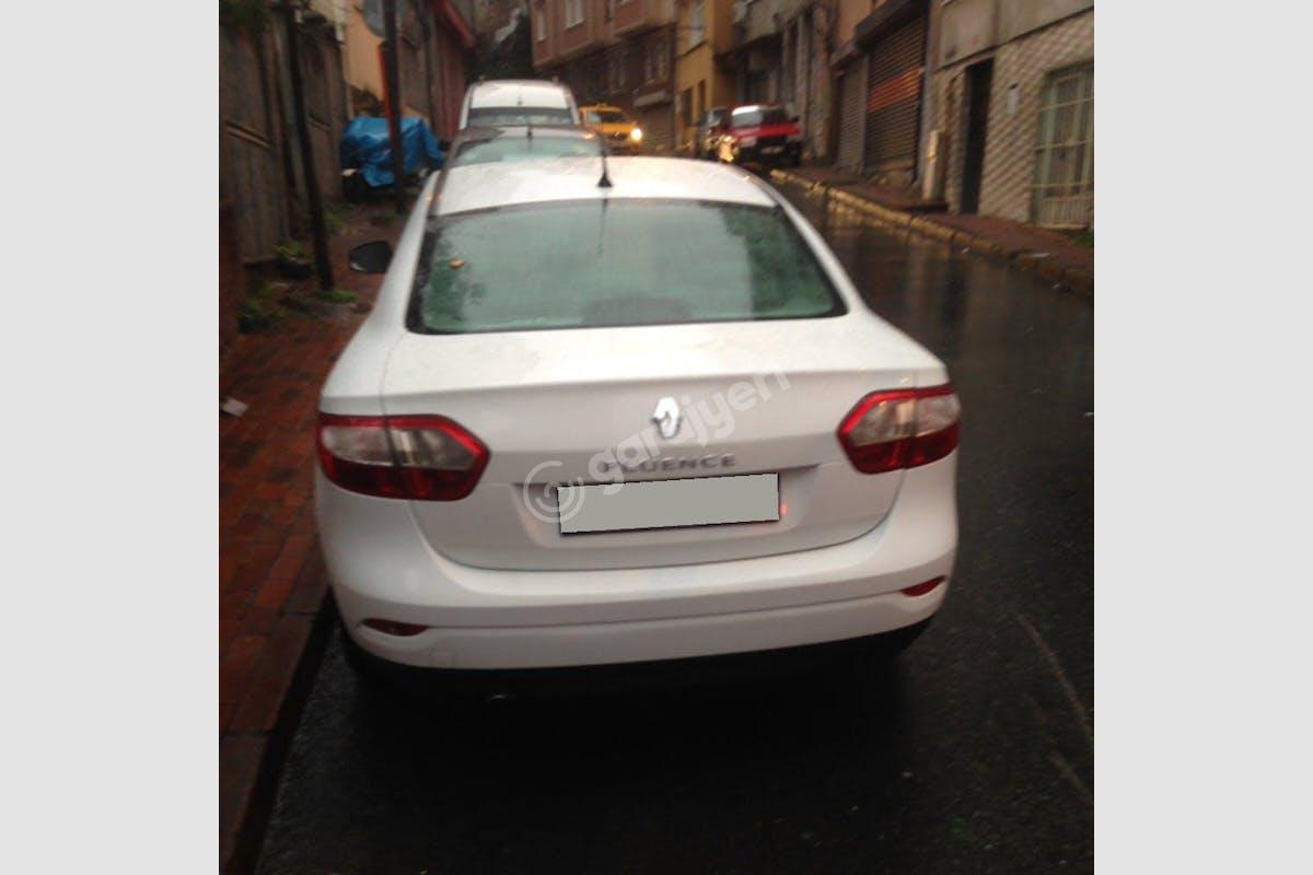 Renault Fluence Fatih Kiralık Araç 3. Fotoğraf