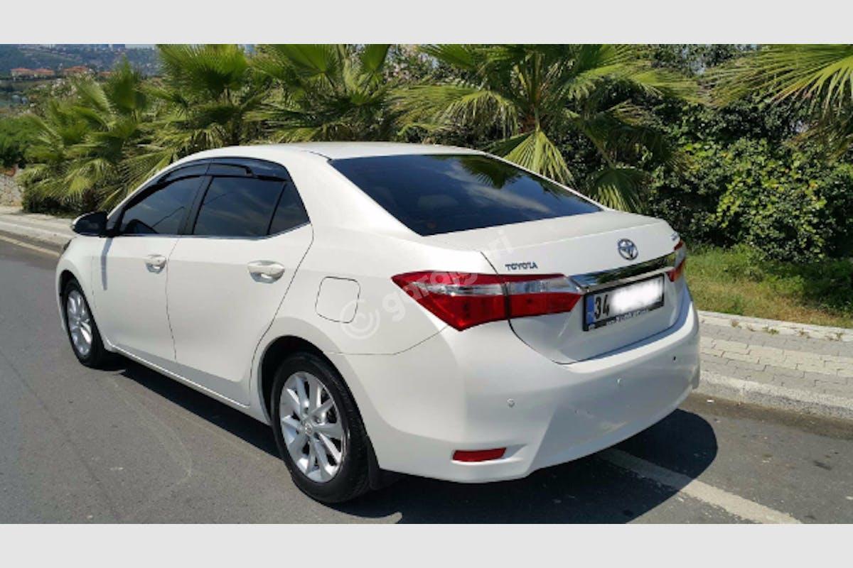 Toyota Corolla Üsküdar Kiralık Araç 4. Fotoğraf