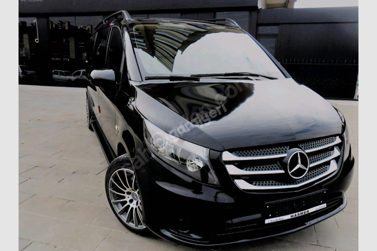 Mercedes - Benz Vito Ümraniye Kiralık Araç 1. Fotoğraf