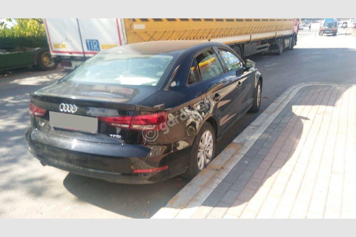 Audi A3 Sedan Tuzla Kiralık Araç 1. Fotoğraf