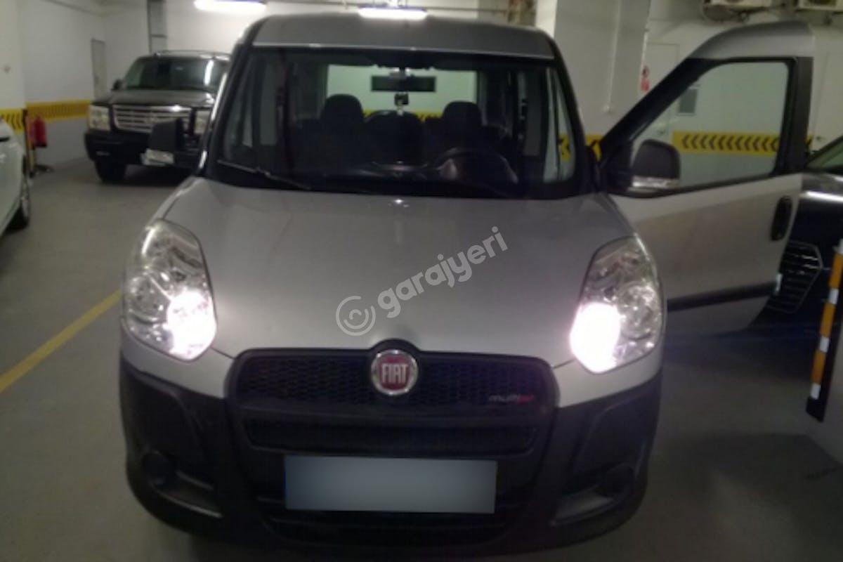 Fiat Doblo Maltepe Kiralık Araç 3. Fotoğraf