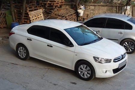 Kiralık Citroën C-Elysee , İstanbul Pendik
