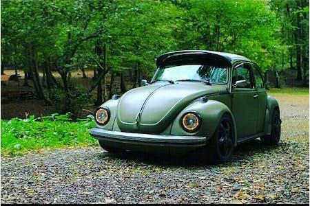 Kiralık Volkswagen Beetle , İstanbul Kağıthane