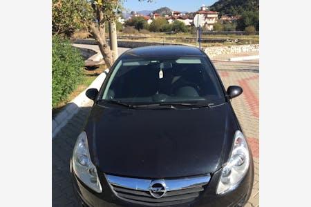 Kiralık Opel Corsa , Muğla Fethiye