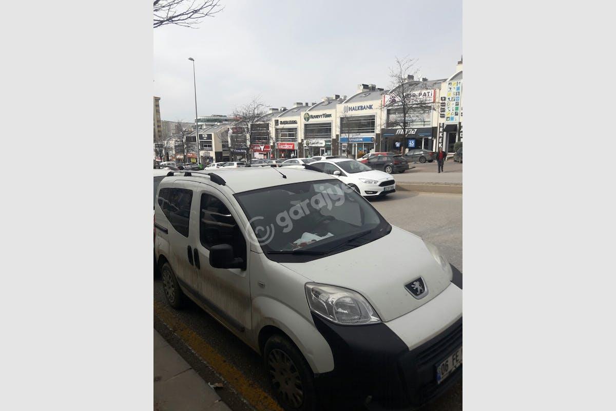 Peugeot Bipper Çankaya Kiralık Araç 2. Fotoğraf