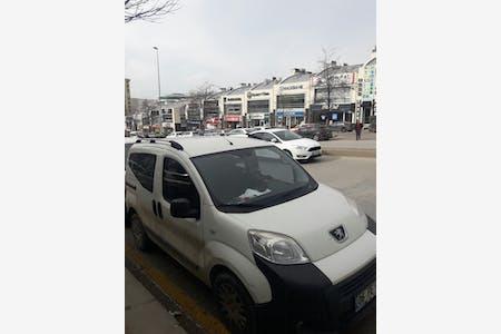 Kiralık Peugeot Bipper 2014 , Ankara Çankaya