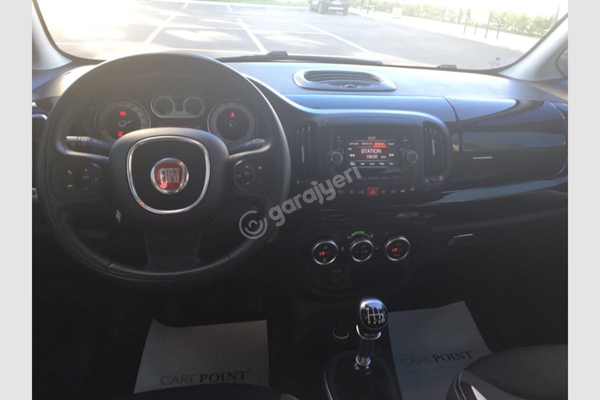 Fiat 500l Başakşehir Kiralık Araç 6. Fotoğraf