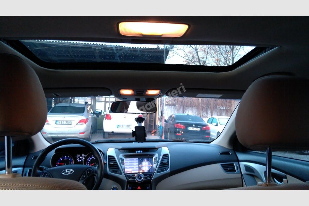 Hyundai Elantra Bahçelievler Kiralık Araç 21. Fotoğraf