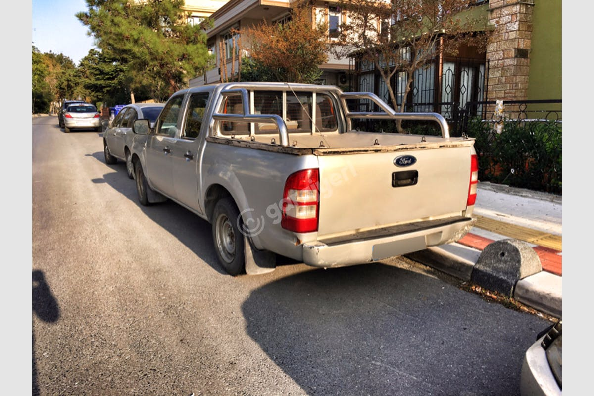 Ford Ranger Bakırköy Kiralık Araç 2. Fotoğraf