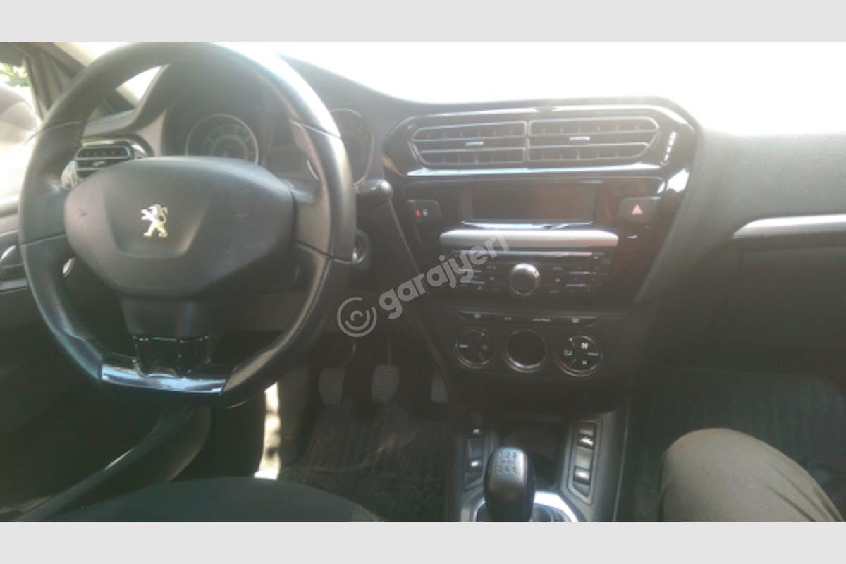 Peugeot 301 Ümraniye Kiralık Araç 2. Fotoğraf