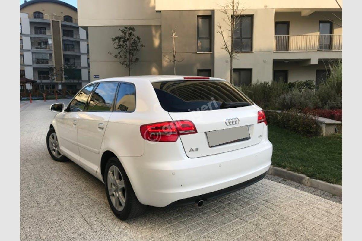 Audi A3 Başakşehir Kiralık Araç 5. Fotoğraf