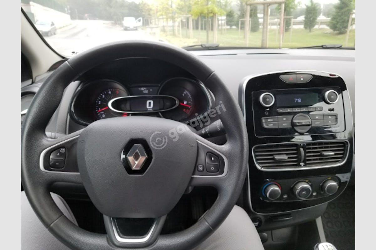 Renault Clio Maltepe Kiralık Araç 7. Fotoğraf